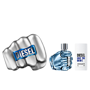 Diesel ONLY THE BRAVE LOTE perfume