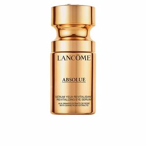 Dark circles, eye bags & under eyes cream ABSOLUE sérum yeux revitalisant Lancôme