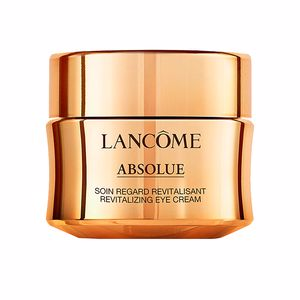 Dark circles, eye bags & under eyes cream ABSOLUE soin regard revitalisant Lancôme