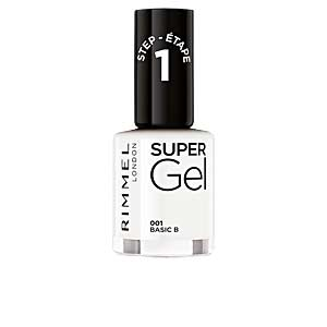 Esmalte de unhas KATE SUPER GEL nail polish Rimmel London