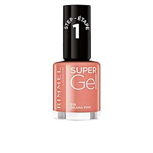 KATE SUPER GEL nail polish #019-drama pink