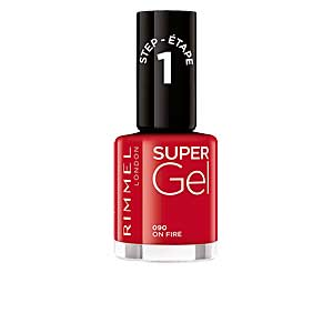 Vernis à ongles KATE SUPER GEL nail polish Rimmel London