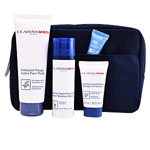 Cosmetic Set MEN HYDRATATION VOORDELSET Clarins