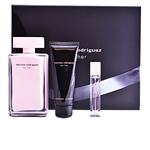 NARCISO RODRIGUEZ FOR HER coffret
