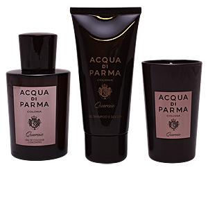 Acqua Di Parma COLONIA QUERCIA ZESTAW perfum