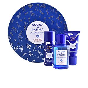 Acqua Di Parma BLU MEDITERRANEO CHINOTTO DI LIGURIA LOTE perfume
