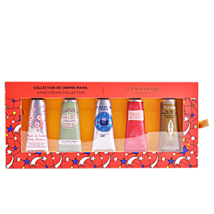 Set Cosmética Corporal COLLECTION DE CRÈMES MAINS LOTE L'Occitane