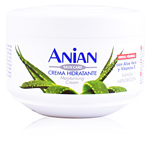 Hidratante corporal ALOE VERA crema hidratante Anian