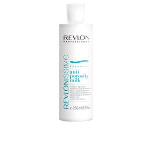Hair color treatment ANTI-POROSITY milk Revlon