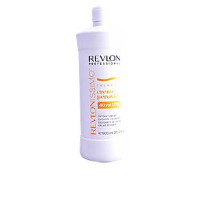 Lociones activadoras REVLONISSIMO creme peroxide 12% 40 vol. Revlon