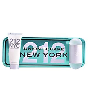 Carolina Herrera 212 NYC FOR HER LOTE perfume
