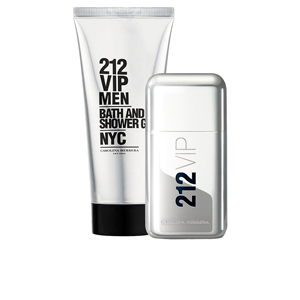 Carolina Herrera 212 VIP MEN LOTE perfume