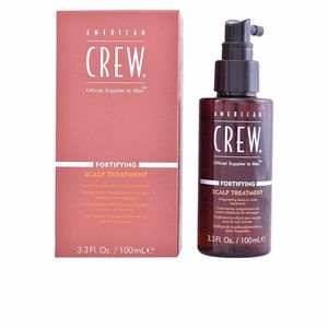 Traitement anti-chute FORTIFYING scalp treatment American Crew