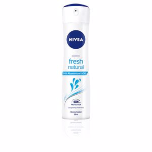 Deodorant 0% ALUMINIUM FRESH NATURAL deodorant spray Nivea