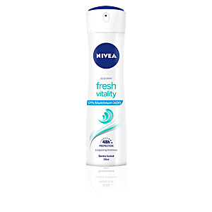 Deodorante 0% ALUMINIUM FRESH VITALITY deodorant spray Nivea