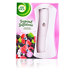 Deodorante per ambienti FRESHMATIC ambientador completo #tropical Air-Wick