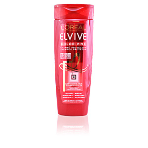 Hair loss shampoo ELVIVE color-vive champú protector L'Oréal París