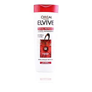 Hair loss shampoo ELVIVE total repair 5 champú reconstituyente L'Oréal París