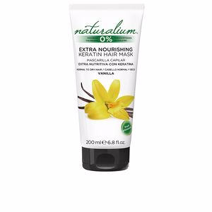 Masque réparateur VAINILLA hair mask Naturalium
