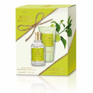 4711 ACQUA COLONIA LEMON & GINGER SET perfume