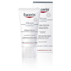 Trattamento viso idratante ATOPICONTROL crema facial Eucerin