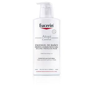 Gel bain ATOPICONTROL oleogel de baño Eucerin