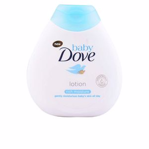 Body moisturiser BABY body lotion rich moisture Dove
