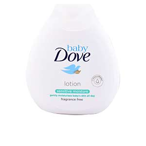Hidratante corporal BABY body lotion sensitive skin Dove