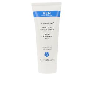Face moisturizer VITA MINERAL emollient rescue cream Ren Clean Skincare