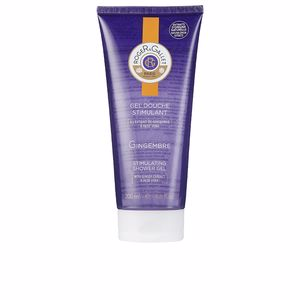 Shower gel GINGEMBRE gel douche stimulant Roger & Gallet