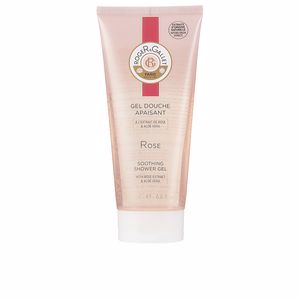 Gel de baño ROSE gel douche apaisant Roger & Gallet