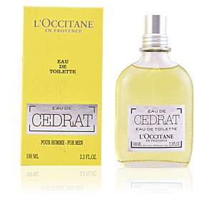 L'Occitane EAU DE CEDRAT parfum