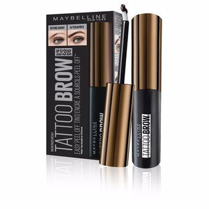 Eyebrow makeup TATTOO BROW easy peel off tint Maybelline