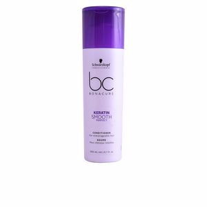 Anti-Frizz-Haarpflegemittel BC KERATIN SMOOTH PERFECT conditioner Schwarzkopf