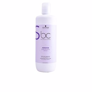 Anti-Frizz-Shampoo BC KERATIN SMOOTH PERFECT micellar shampoo Schwarzkopf