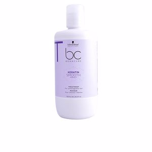 Tratamiento antiencrespamiento BC KERATIN SMOOTH PERFECT treatment Schwarzkopf