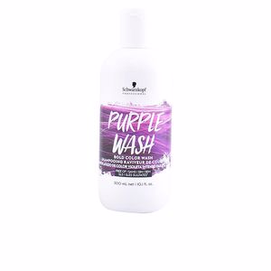 Temporal BOLD COLOR WASH #purple Schwarzkopf