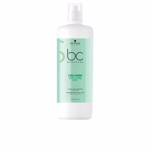 Volumizing shampoo BC COLLAGEN VOLUME BOOST micellar shampoo Schwarzkopf