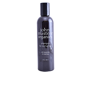 Champú hidratante LAVENDER ROSEMARY shampoo for normal hair John Masters Organics