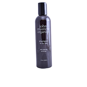 Moisturizing shampoo EVENING PRIMROSE shampoo for dry hair John Masters Organics