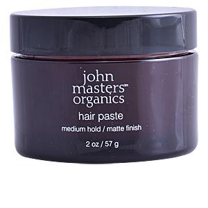 Hair styling product HAIR PASTE medium hold John Masters Organics