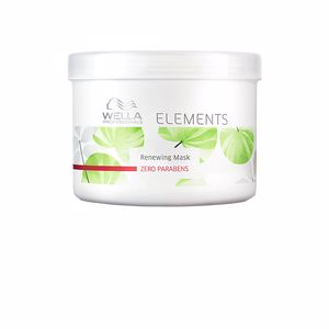 Mascarilla reparadora ELEMENTS renewing mask Wella