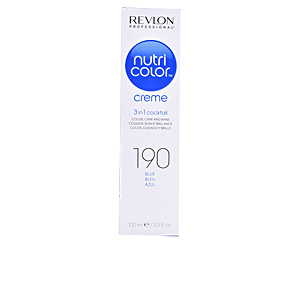 Temporary Dyeing NUTRI COLOR creme #190-blue Revlon