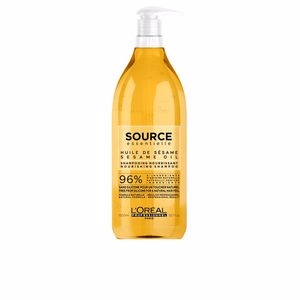 Moisturizing shampoo SOURCE ESSENTIELLE daily shampoo acacia leaves & aloe L'Oréal Professionnel