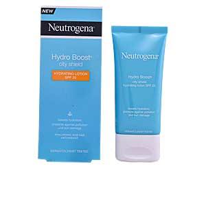 Faciales HYDRO BOOST CITY SHIELD hydrating lotion SPF25 Neutrogena