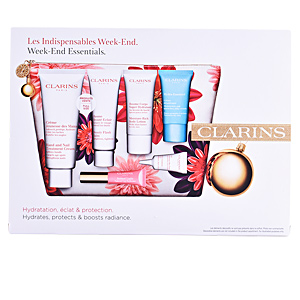 Cosmetic Set LES INDISPENSABLES WEEK-END SET Clarins