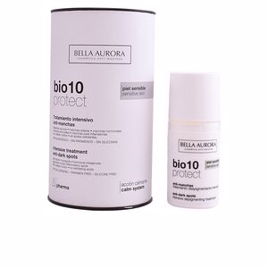 Crèmes anti-taches BIO-10 PROTECT tratamiento intensivo antimanchas Bella Aurora