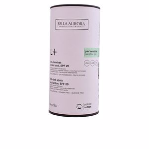 Anti blemish treatment cream L+ manchas localizadas SPF20 piel sensible Bella Aurora