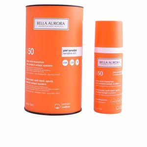 Faciales BELLA AURORA SOLAR anti-manchas piel sensible SPF50+