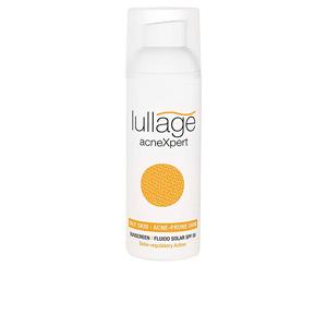 Ochrona Twarzy ACNEXPERT fluido solar SPF50 Lullage